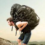 Qual o peso adequado da mochila de emergência?