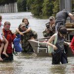 o que fazer em caso de inundação